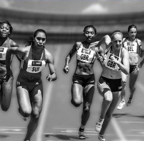 Image of womens relay First-Res