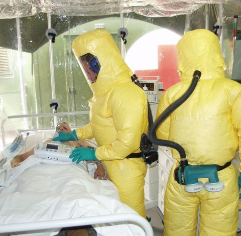 first-res ebola outbreak