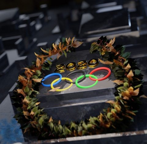 first-res Tokyo Olympics