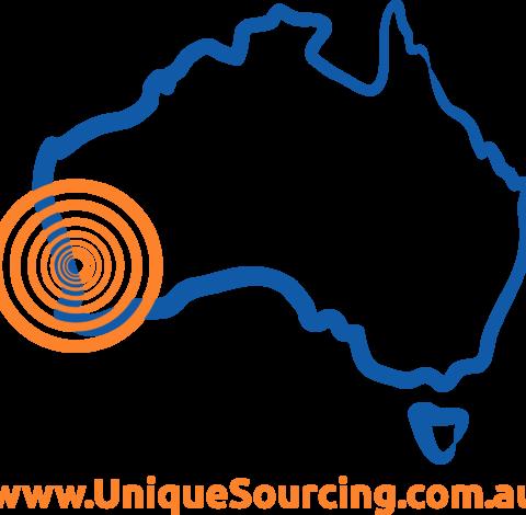 UniqueSourcing Logo – UniqueSourcing.com.au – Unique Sourcing Pty Ltd